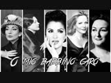 The Greatest opera Divas singing O mio babbino caro Ария Лауретты , Джакомо Пуччини Джанни Скикки