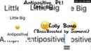 Little Big - Antipositive, Pt.1 Full Album BassBoosted by Samurai