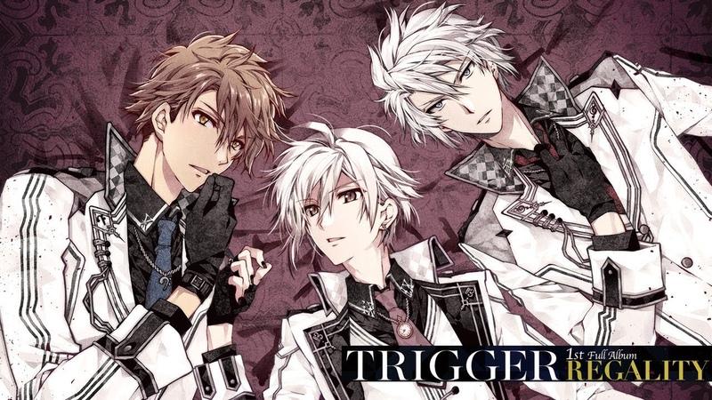 TRIGGER 1st Full Album 『REGALITY』 2017.9.20 ON SALE