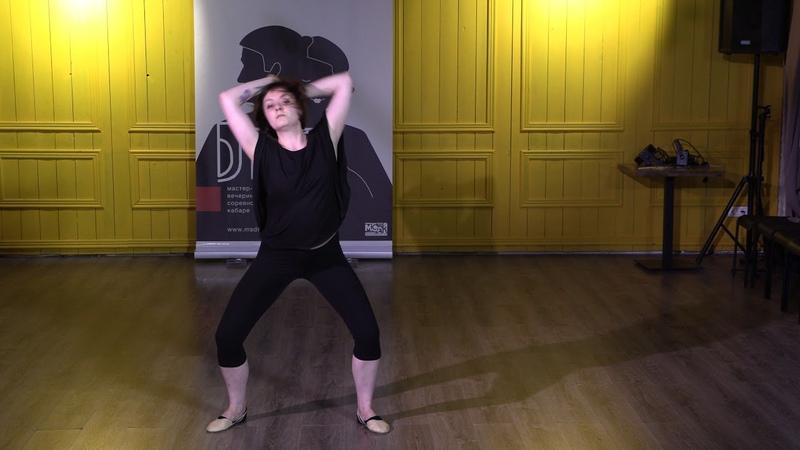 BBW18 Cabaret Solo Showcase of Darya Novikova
