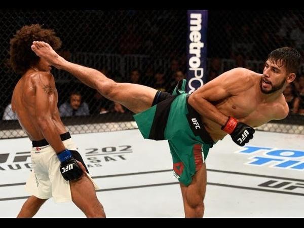 Yair El Pantera Rodriguez UFC Highlights ᴴᴰ