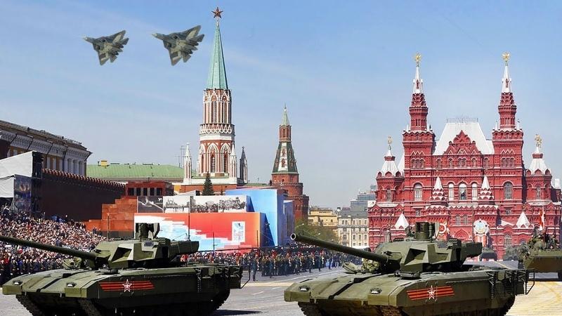 Russia's Victory Day Parade 2018: Best Moments - Parada do Dia da Vitória 2018 Melhores Momentos