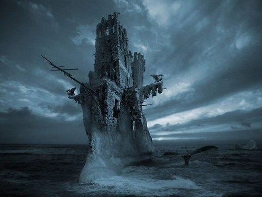5 кораблей-призраков 1. ОктавиусВ 1775 г китобойное судно Геральд натолкнулось на корабль Октавиус, бесцельно плывущим вдоль побережья Гренландии. Члены команды Геральда взошли на Октавиус и