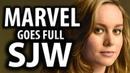 Captain Marvel Goes Full Ghostbusters 2016