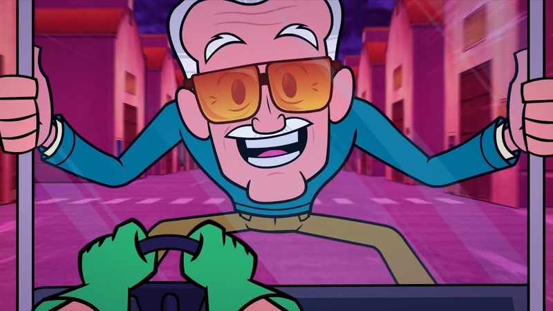 Teen Titans Go! To the Movies | Stan Lee DC Universe