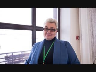 Елена Вебер о II Всероссийском форуме в MAXIMA PARK