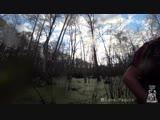 Кривая выброска, приземление в лес (Valkyrie to Valhalla Crash Landing)