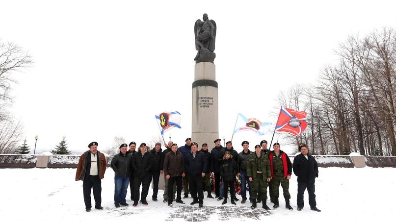 День морской пехоты отпраздновали в Нижнем Новгороде
