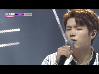 [19.09.18] MBC Show Champion | Nam Woohyun - If Only You Are Fine