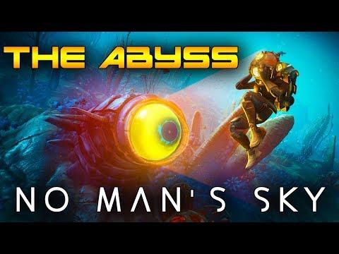 ПОДВОДНОЕ ОБНОВЛЕНИЕ В No MAN'S SKY СНЫ О БЕЗДНЕ The Abyss стрим 17