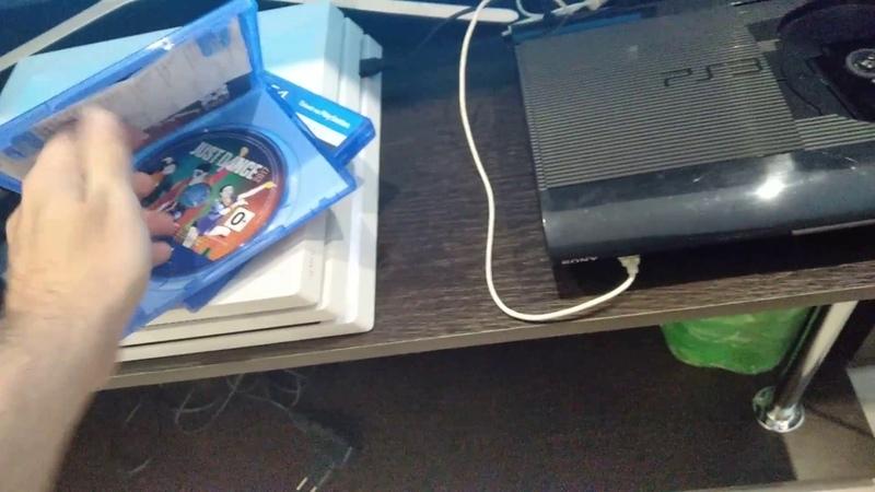 Что будет если Диски от PS4 вставить в PS3 и проверим смогут ли они запустить пиратский DVD
