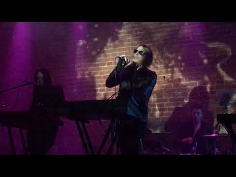 Cold Cave - Nothing Is True but You [live @ izi club, moscow, november 17 2018]