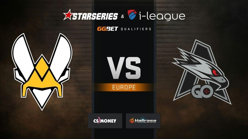 Vitality vs AGO, map 2 mirage, StarSeries i-League S7 GG.Bet EU Qualifier