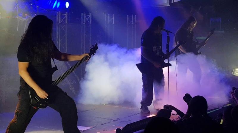 Hypocrisy - Fractured Millennium (Live at Backstage, München, 20.10.2018)