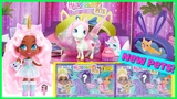 Hairdorables Pets Series 1 Full Unboxing Unicorn Glimmer Gemma Found Kids Toys