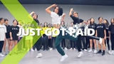 Sigala, Ella Eyre, Meghan Trainor - Just Got Paid ft. French Montana HAZEL Choreography.