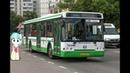 Поездка на автобусе ЛиАЗ 5292 21 № 161096 Маршрут № 8 Москва