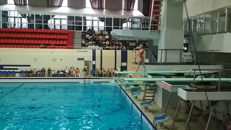 Доча. Открытый чемпионат и Первенство Челябинской области по прыжкам в воду с 3 метров (3)