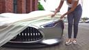 САМАЯ КРАСИВАЯ МАШИНА В МИРЕ. Mercedes Vision GT. Супер Блонда на русском
