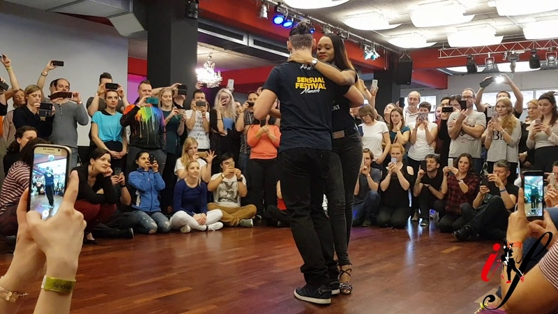 Isabelle and Felicien *Johnny Ramos ft Dji Tafinha and DJ Palhas Jr - Ta bom* Kizomba dance
