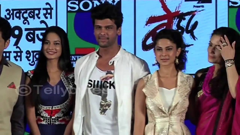 Beyhadh Press conference UNEDITED with Kushal Tandon, Aneri Vajani and Jenifer Winget