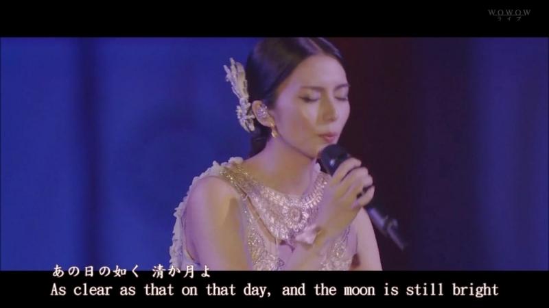 柴咲コウ (Shibasaki Kou Ko Shibasaki)-いざよい (Izayoi) 15th Anniversary Heian Jingu Shrine live ver. eng sub