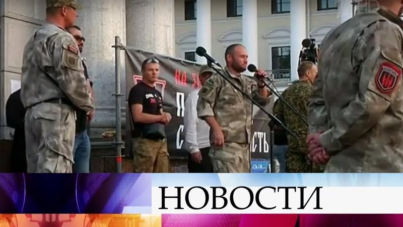 Украина готовит вооруженную провокацию либо в Донбассе, либо на границе с Россией в Крыму.
