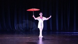 Классический танец. Й. Байер. Вариация Китайской куклы из балета «Фея кукол»