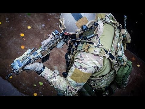 Polish Special Forces - GROM 2017