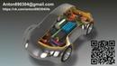 3D Printable RC car by Anton890304