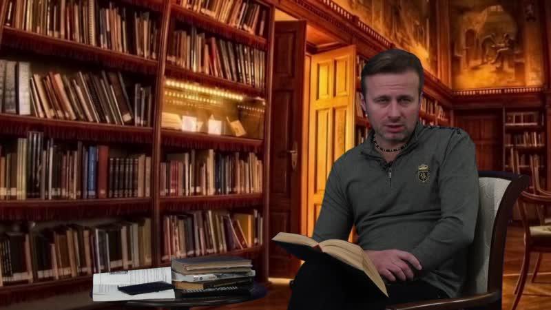 Анонс рубрики Аудиокнига на ТВ: Читальня
