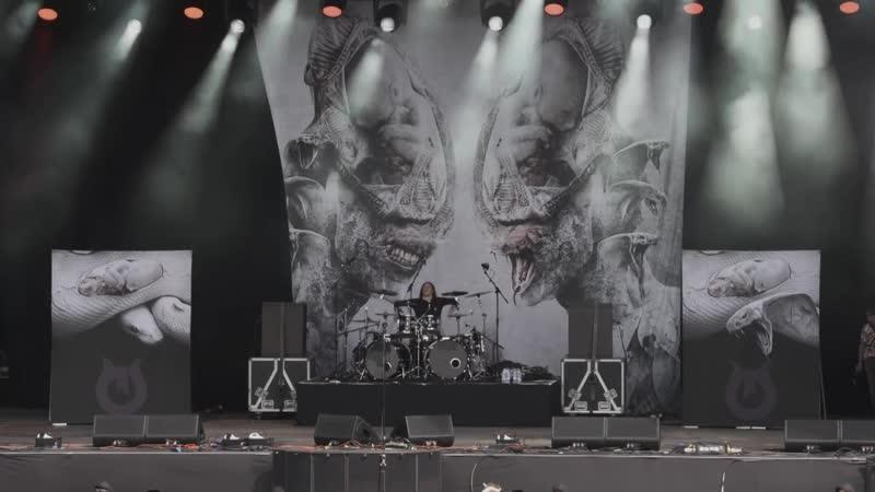 SEPTIC FLESH - Pyramid God (Live At Bloodstock 2018) (vk.com/afonya_drug)