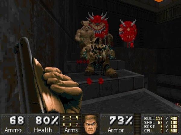 Doom - Eviternity - Episode 2 - UV Max by Ninja Liquidator