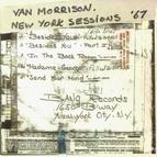Van Morrison альбом The New York Sessions 1967
