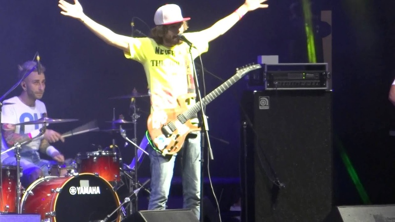 RocknPark 2 @ Event-Hall 24.06.2014 Noize MC (фристайл)