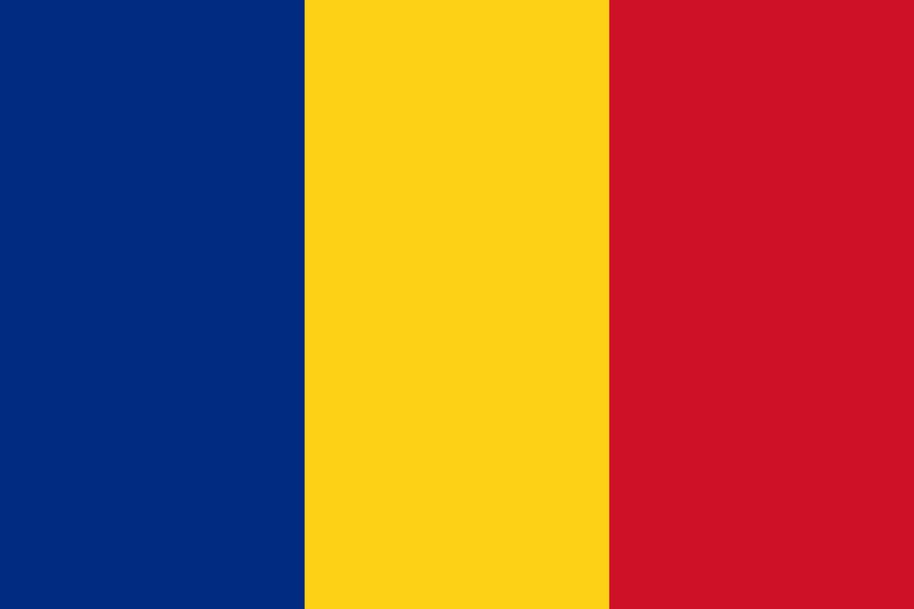 Флаг Румыния