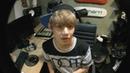 BTS Ким Тэхён предебютный видео блог 10 июля 2013 года | BTS's V predebut vlog 130710