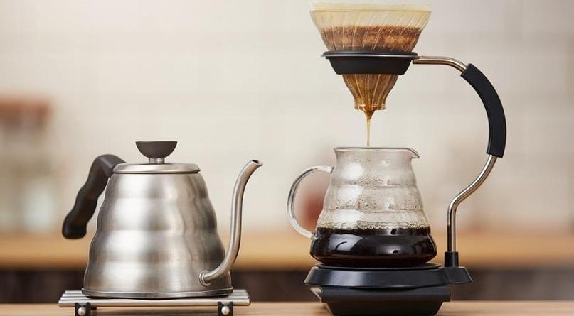 Новые способы приготовления кофе