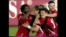 Тироль 0-1 Локомотив Москва. 3-й отборочный раунд ЛЧ УЕФА 2001/02. Обзор матча