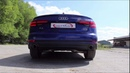 Custom Unlimited. Audi A4 B9 2.0tfsi custom exhaust on Flowmaster mufflers