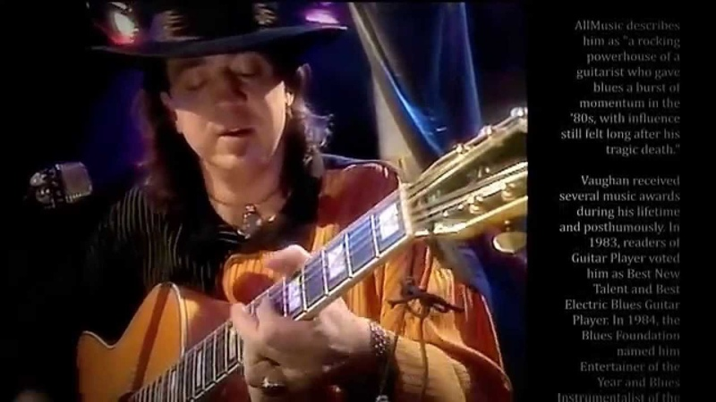 Stevie Ray Vaughan HD - Pride and Joy, MTV Unplugged, Live, Remastered from Source