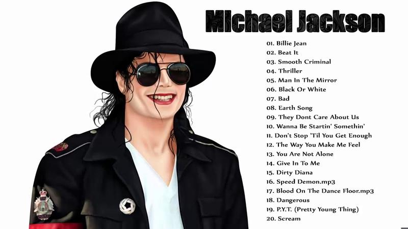 Michael Jackson Greatest Hits - Best Songs Of Michael Jackson Full Album 2018