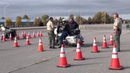 Day 3 of Basic THP Motorcycle Class