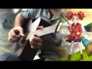 Mary to Majo no Hana ED [RAIN] (Marie Bibika Pavel Levin Russian Acoustic Cover)