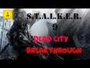 S.T.A.L.K.E.R.-DEAD CITY BREAKTHROUGH ч.9 Часть 6 и 7 Документа.Выполнили задание Болотного доктора