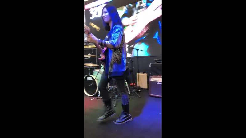 2018. 10. 12 Fri - MUSIC CHINA 3日目 - Distant Thunder 2