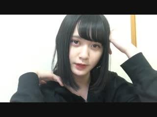 180905 NMB48 Team BII Draft KKS Yamamoto Mikana SHOWROOM