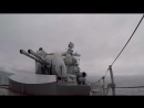 Запуск крылатых ракет Москит