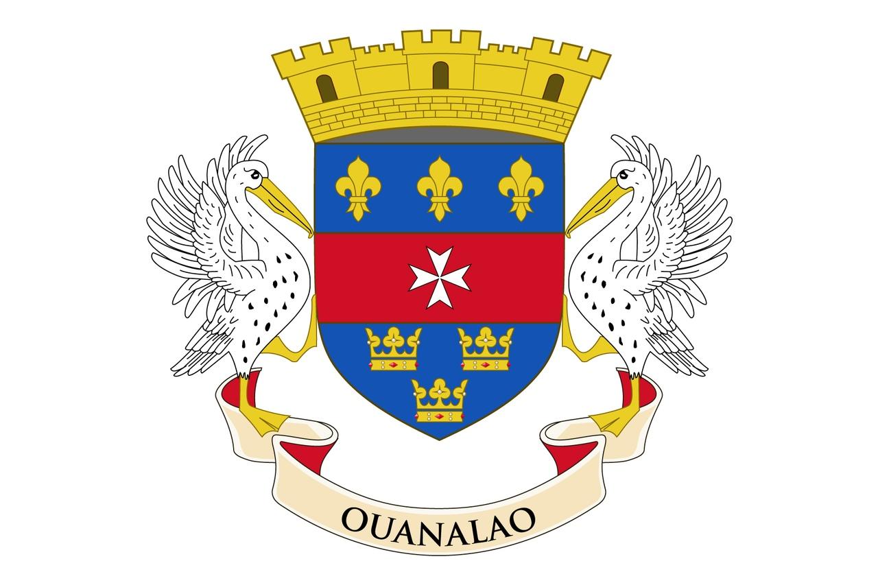 Флаг Сен-Бартелеми