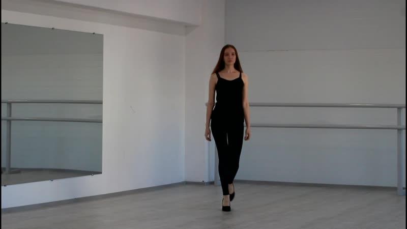 Сорокина Анастасия. Модельная школа Promodels